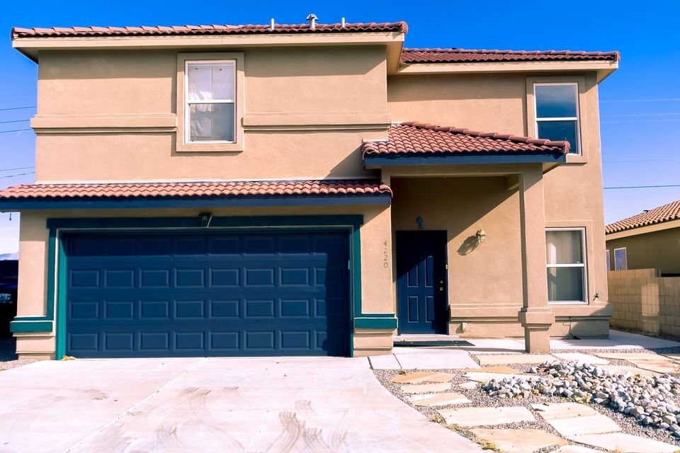 Northwest Albuquerque and Northwest Heights Homes for Sale -  Loft,  4220 NW Laramie Drive