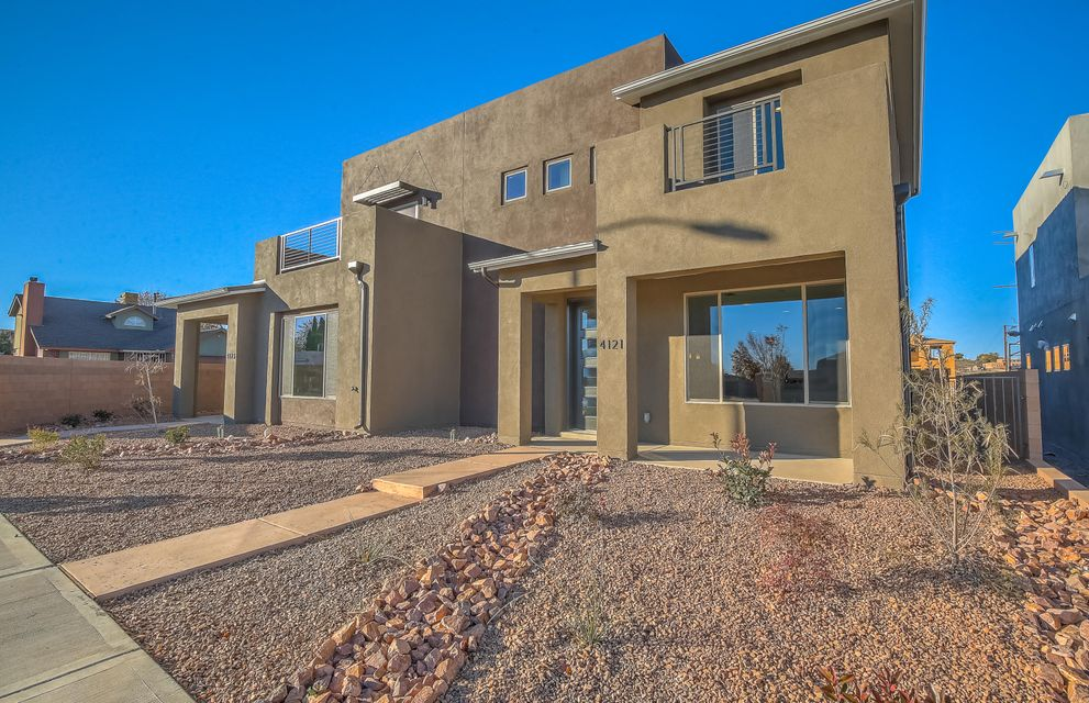 4121 NW Sumac Drive, one of homes for sale in Northwest Albuquerque and Northwest Heights