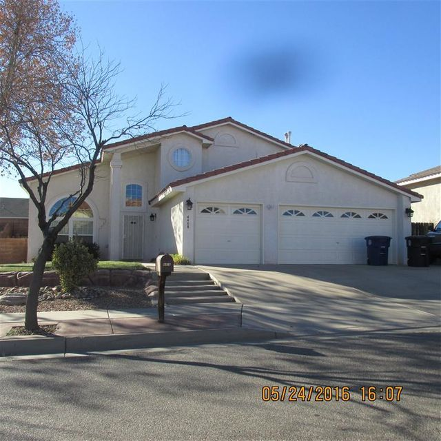 4408 NW Snowflake Drive, Northwest Albuquerque and Northwest Heights, New Mexico