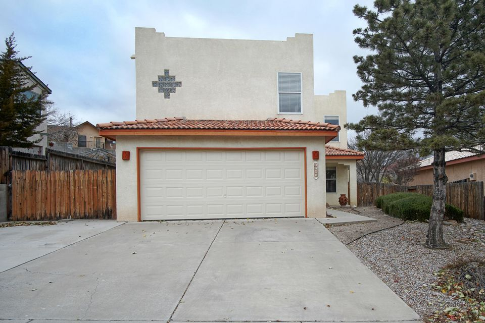 Northwest Albuquerque and Northwest Heights Homes for Sale -  Two Story,  6745 NW Conrad Avenue