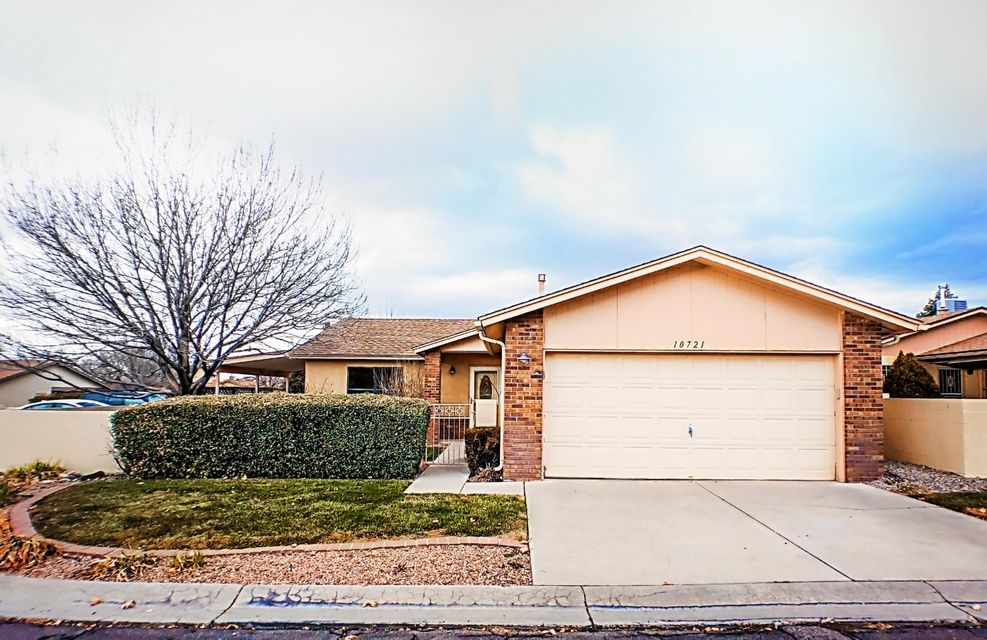 10721 NE Pennyback Park Drive, Albuquerque Northeast Heights in Bernalillo County, NM 87123 Home for Sale