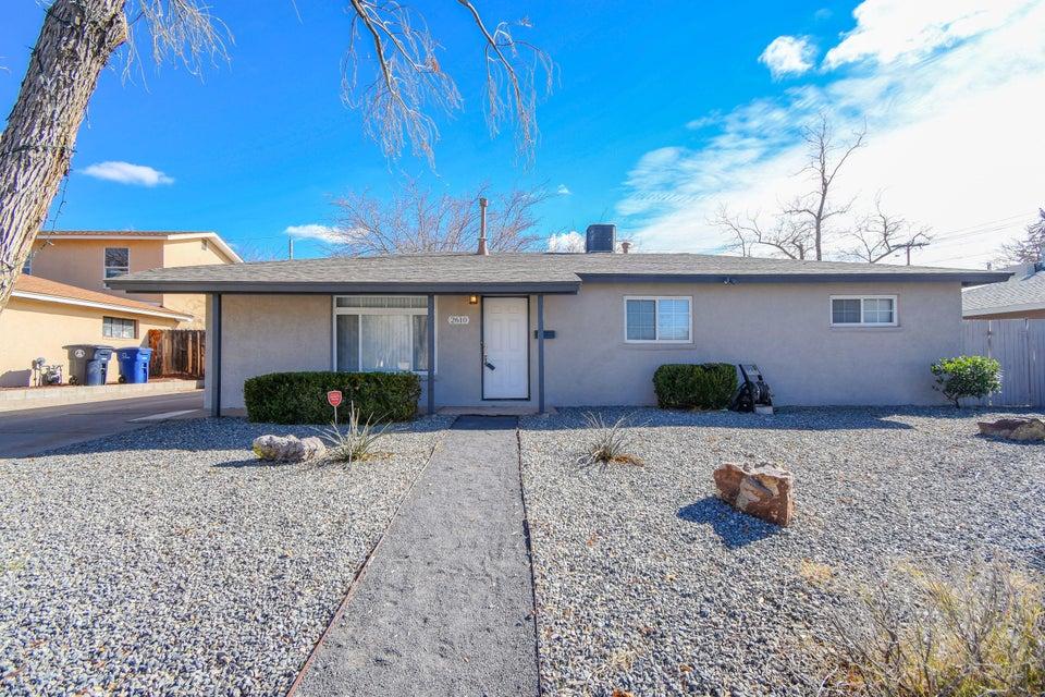 2610 NE Garcia Street, Albuquerque Northeast Heights, New Mexico