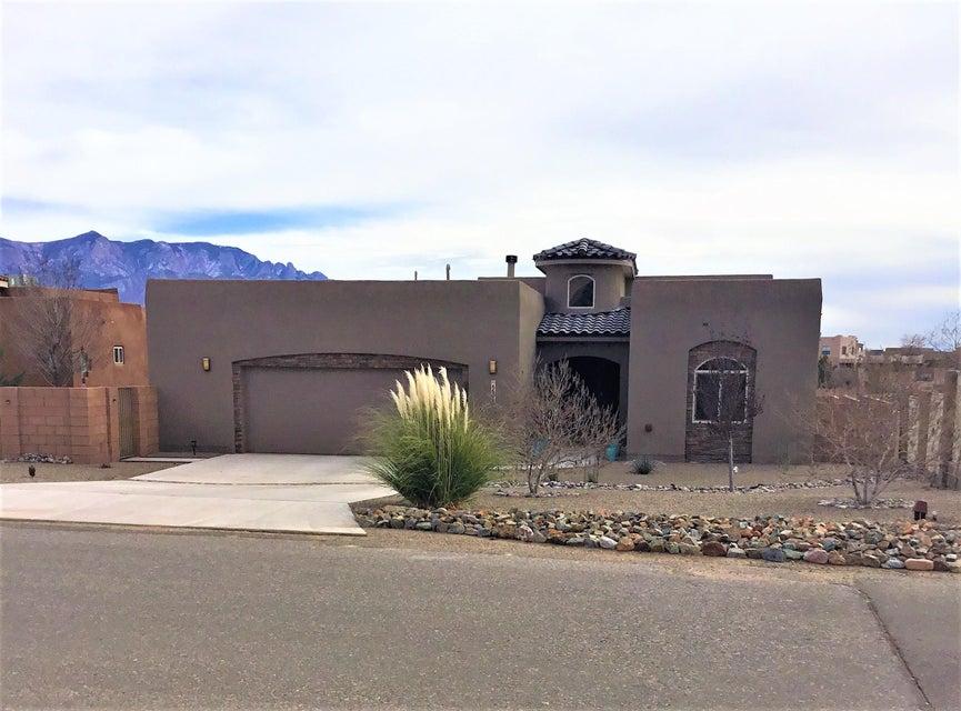 6608 NE Nagoya Road, Rio Rancho in Sandoval County, NM 87144 Home for Sale