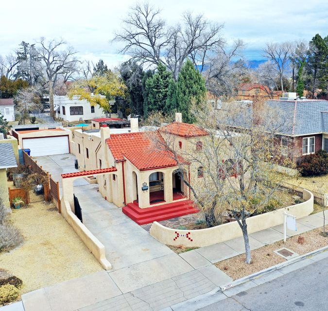 1601 ROMA AVENUE NE, ALBUQUERQUE, NM 87106