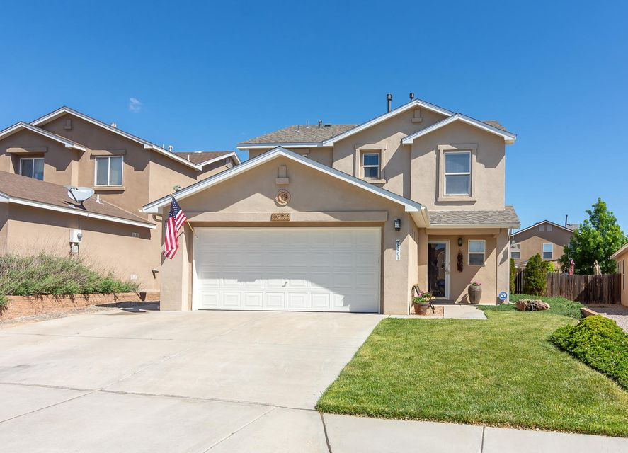 8401 CASA MORENA COURT NW, ALBUQUERQUE, NM 87120