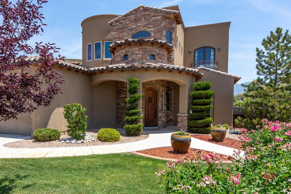 8620 VINTNER COURT NE, ALBUQUERQUE, NM 87122