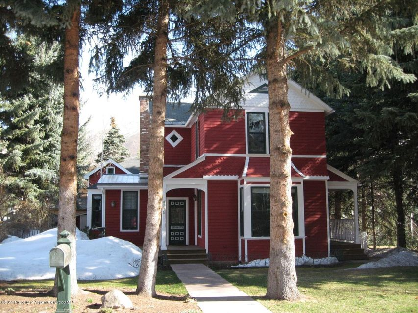 420 W Francis Street Aspen, Co 81611 - MLS #: 123195