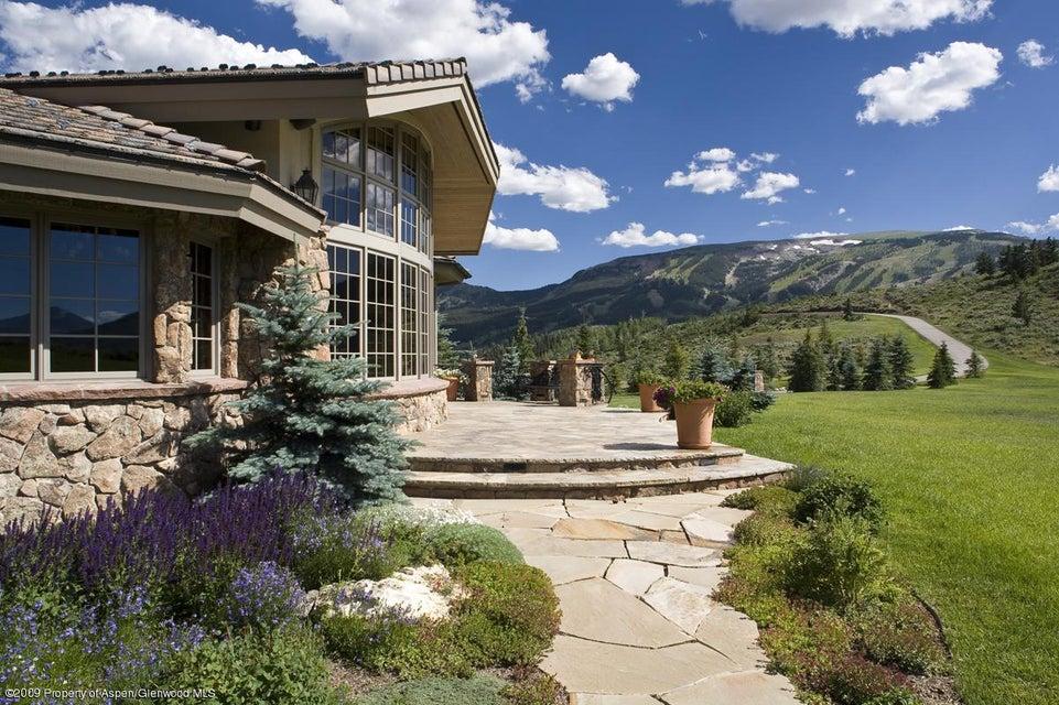 1500 Ridge Of Wildcat Drive Snowmass, Co 81654 - MLS #: 125918