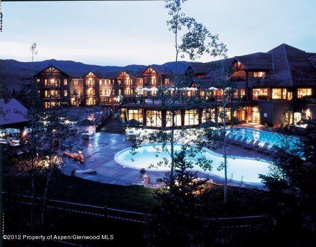 0239 Snowmass Club Circle #Unit 122 Snowmass Village, Co 81615 - MLS #: 128114