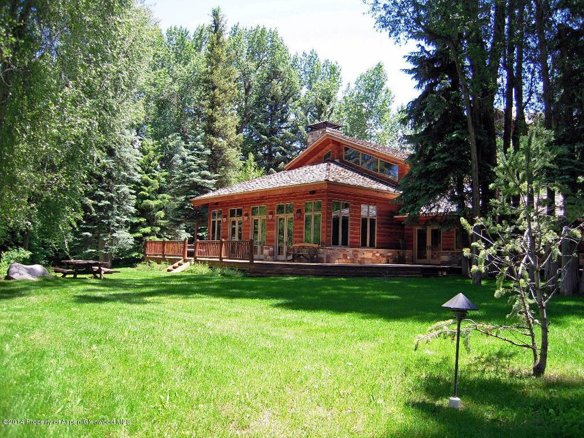 179 Liberty Lane, Woody Creek, CO 81656