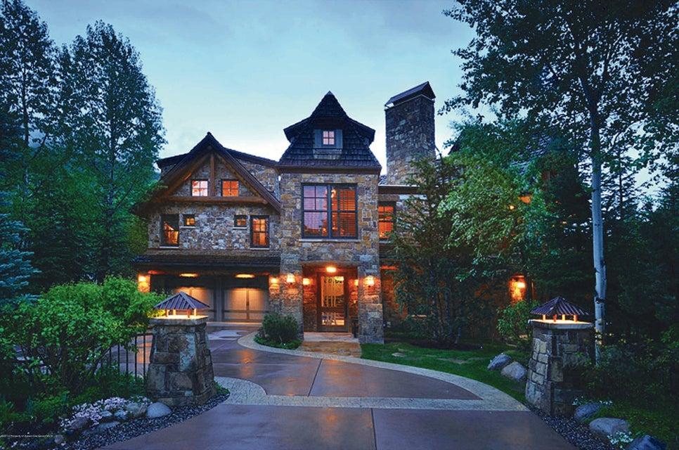 1240 riverside drive aspen co 81611 coldwell banker for Aspen house