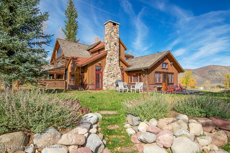 1150 Capitol Creek Road - Old Snowmass, Colorado