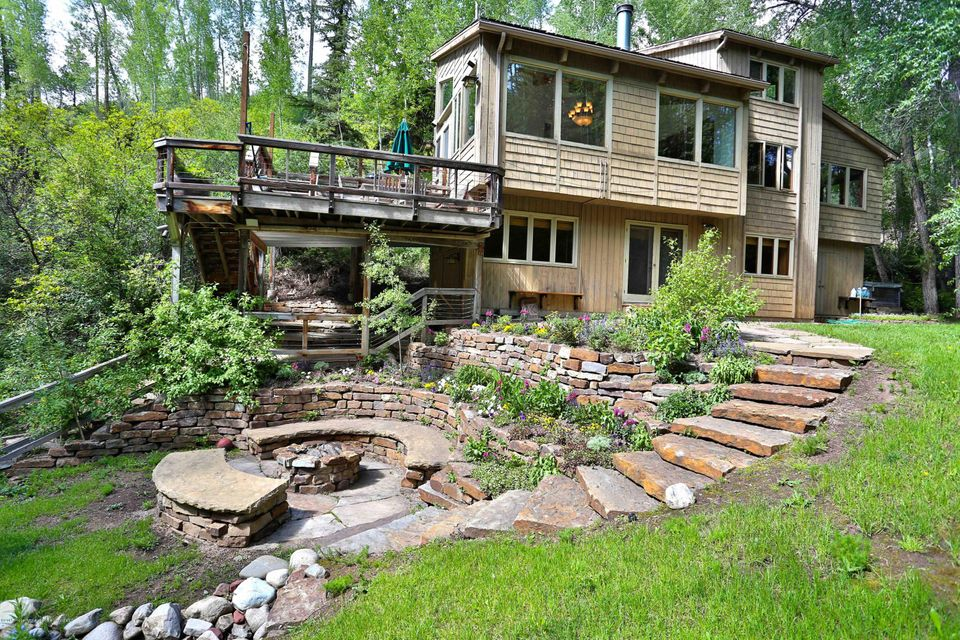 123 Herron Hollow Road - Red Mountain, Colorado