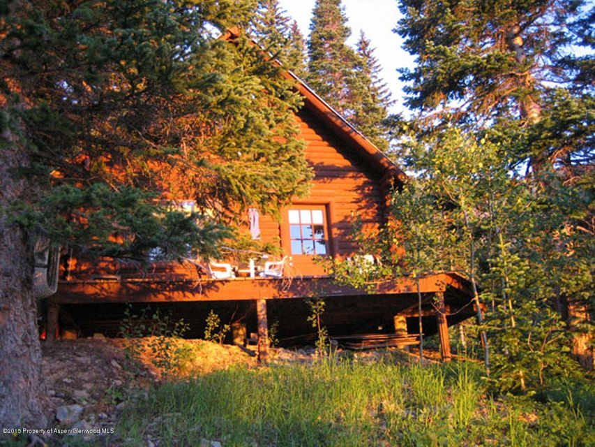 1340 Ragged Mtn. Reserve Road, Redstone, CO 81623