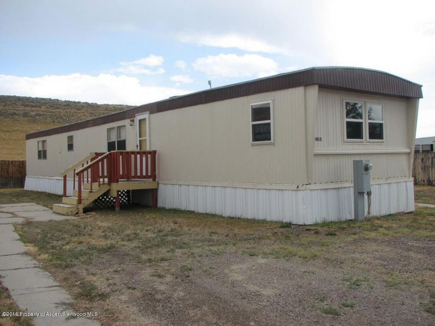1405 Sequoia, Craig, CO 81625