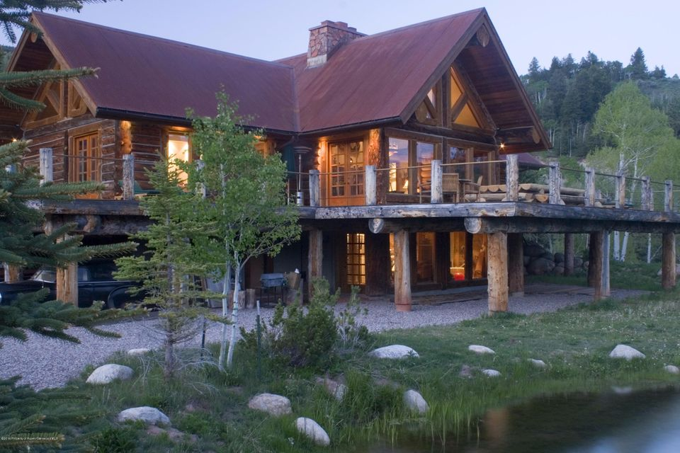 16350 Frying Pan Road, Basalt, CO 81621