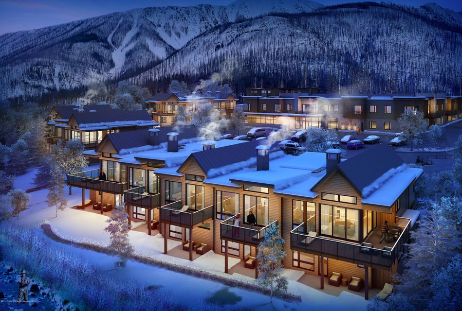 1450 Crystal Lake Road - East Aspen, Colorado