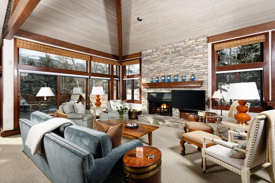 Living Room 86 St snowmass long-term rentals | coldwell banker - mason morse