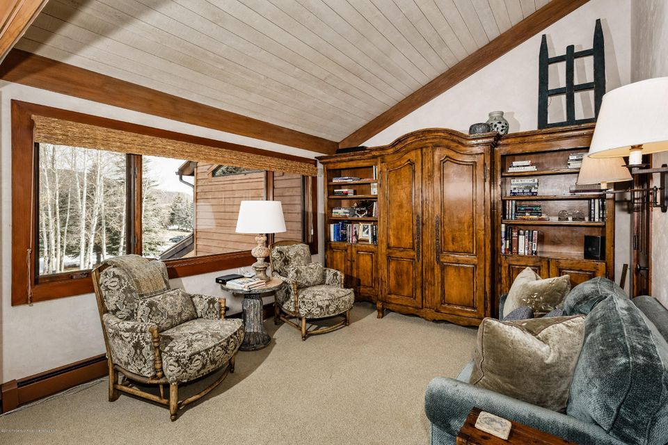 Living Room 86 St 86 st. andrews court, #73, snowmass village, co, 81615 | coldwell