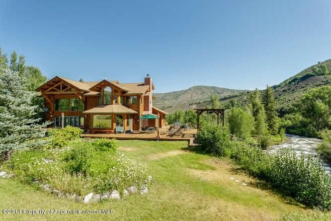 3768 Snowmass Road - Old Snowmass, Colorado