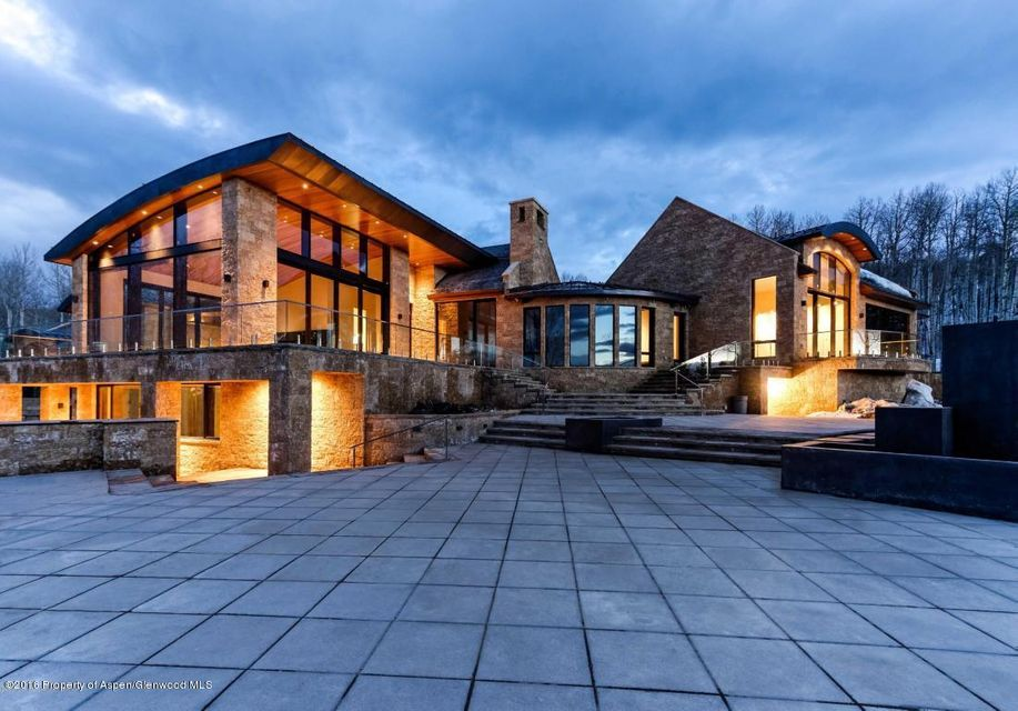 2800 W Buttermilk Road - West Aspen, Colorado