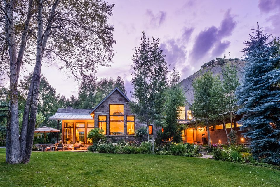1765 Snowmass Creek Road - Old Snowmass, Colorado