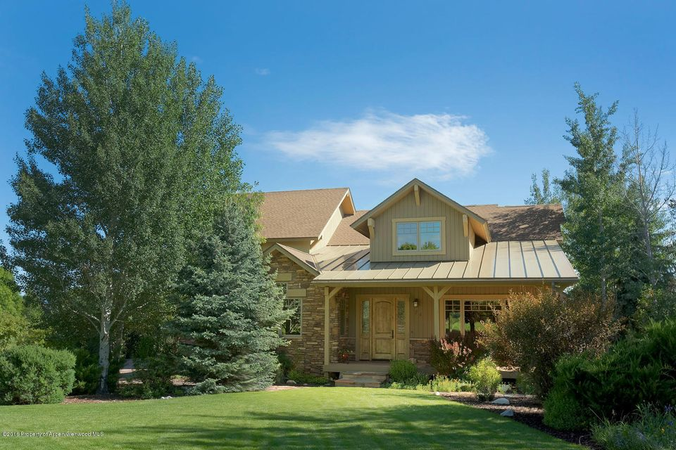 74 Crystal Canyon Drive, Carbondale, CO 81623