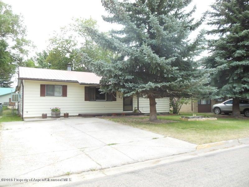 417 Rose Street, Craig, CO 81625