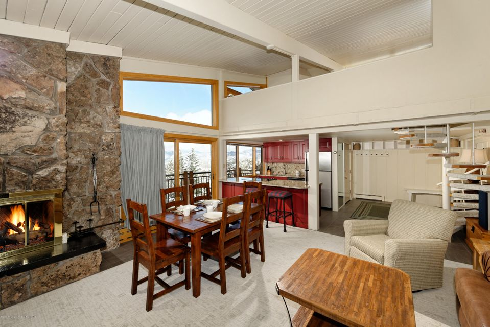 Your Lifestyle EscapeQuality TWO  top floor  Stonebridge Condominium unit with ski in and ski out location in Snowmass Village with open floor plan, breakfast bar, and decks with incredible views. Featuring high ceilings and magnificent views. New kitchen and baths. The units were totally renovated and refurbished in Fall of 2014. Lots of extras! After a full day skiing, enjoy full hotel concierge services including jacuzzi tub, restaurant and bar, and so much more. A great investment in family fun. Extras include laundry, and dedicated covered parking spaces and large storage rooms