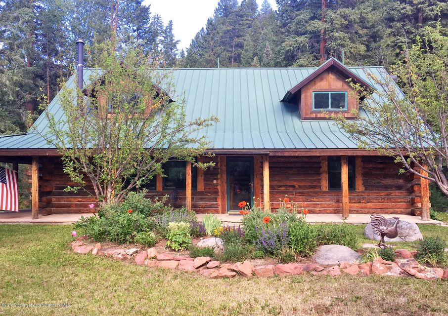 25183 Frying Pan Road, Meredith, CO 81642