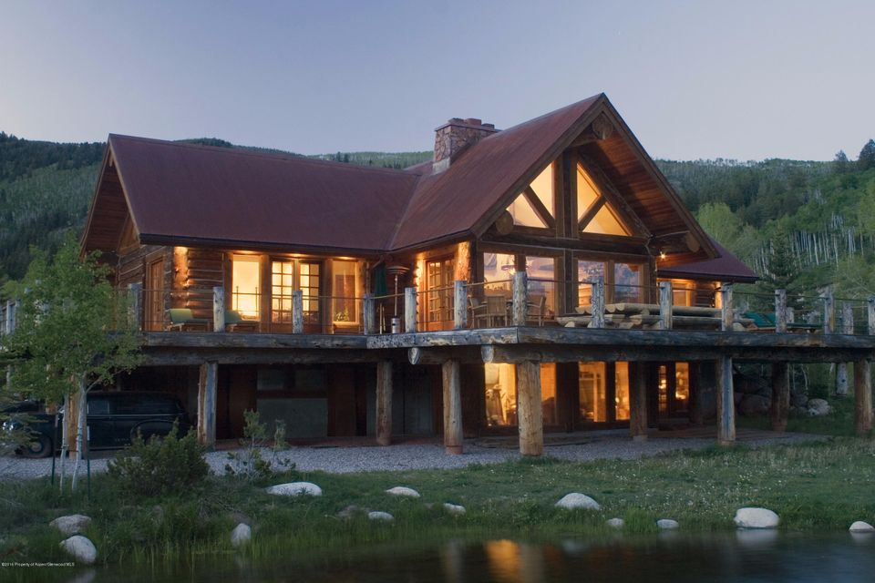 16350 & 16419 Frying Pan Road, Basalt, CO 81621