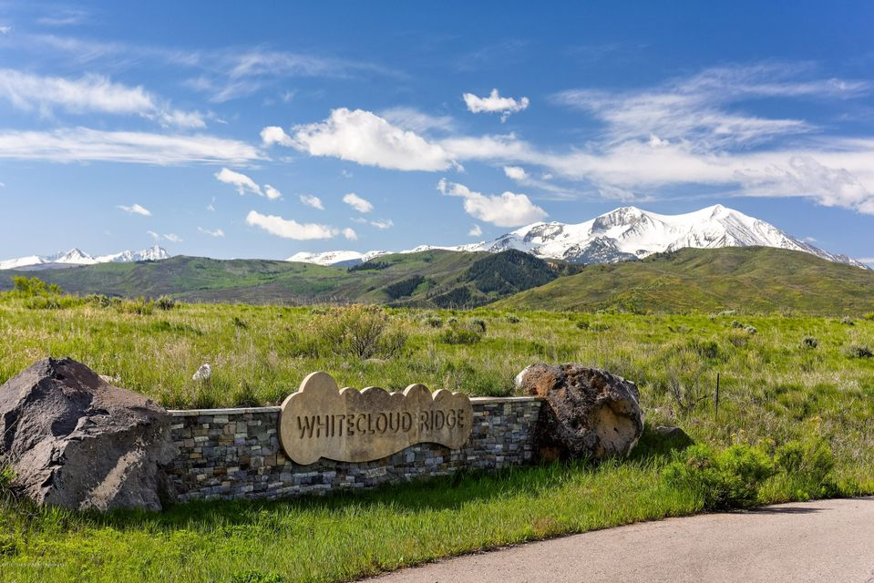 13 Lots at Whitecloud Ridge, Carbondale, CO 81623