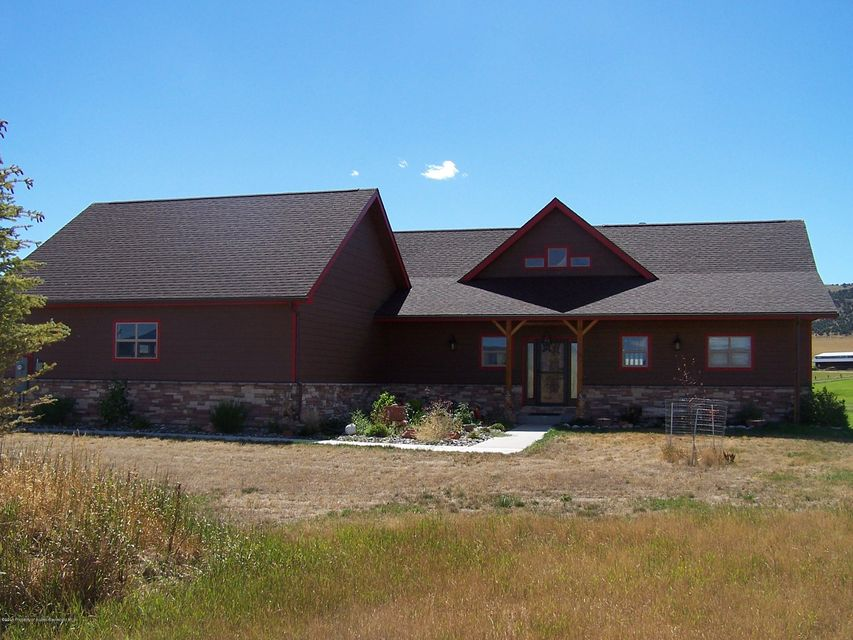 1400 Flag Creek Drive, Meeker, CO 81641