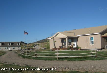 346 N Cross L, Meeker, CO 81641
