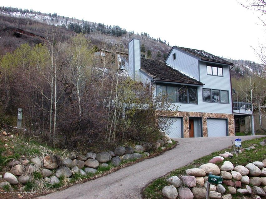 242 Mountain Laurel Drive, Aspen, CO 81611