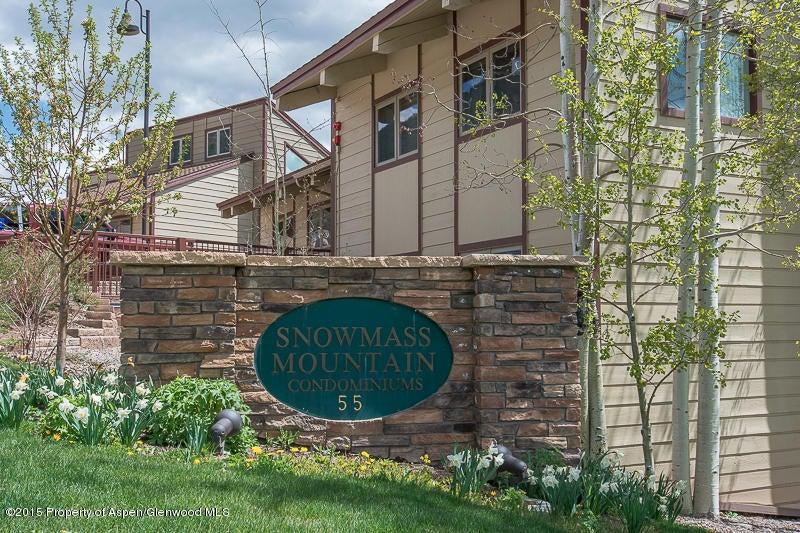55 Upper Woodbridge Road #J-4 Snowmass Village, Co 81615 - MLS #: 146915