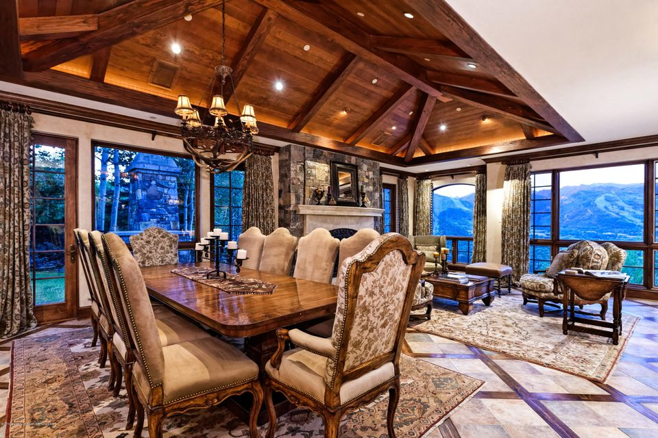 1124 red mountain road aspen co 81611 coldwell banker for Aspen house