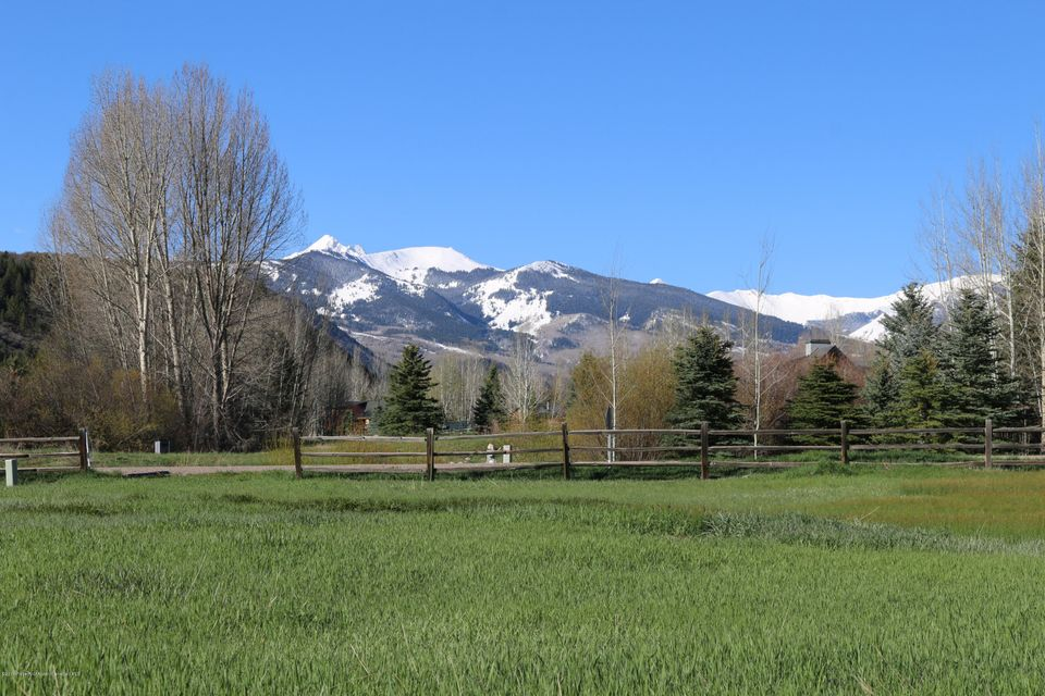 380 Little Elk Creek Avenue - Old Snowmass, Colorado