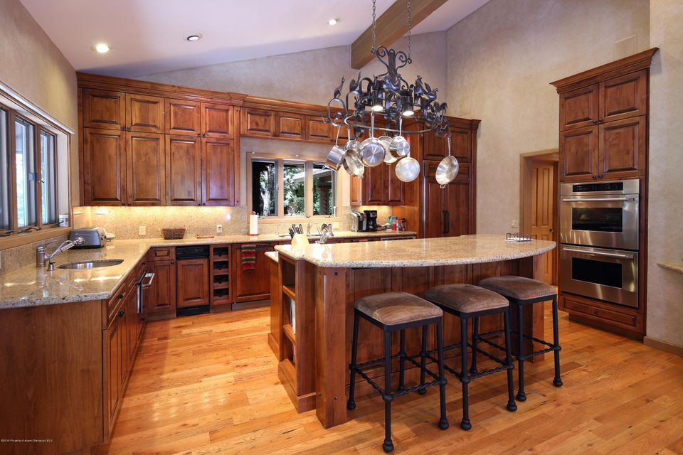 700 Castle Creek Drive - West Aspen, Colorado