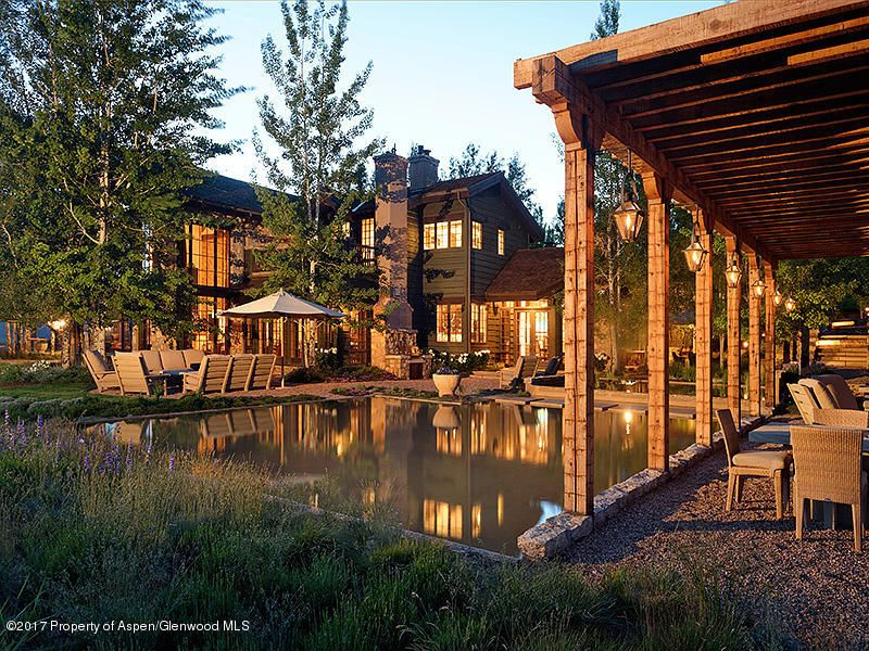 250 Running Mare Road, Woody Creek, CO 81656