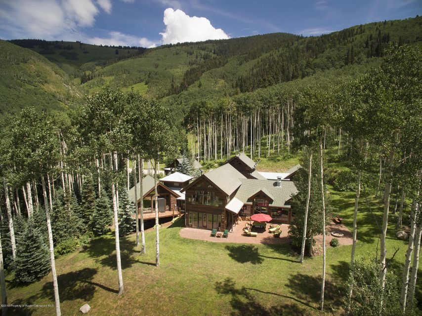 46 LOWER HURRICANE Road, Aspen, CO 81611