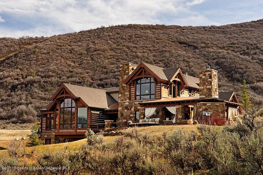 2400 Lazy O Road - Old Snowmass, Colorado