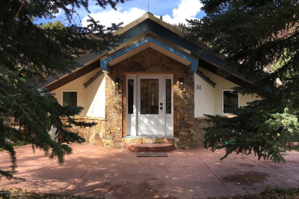 365 Hall Drive, Aspen, CO 81611
