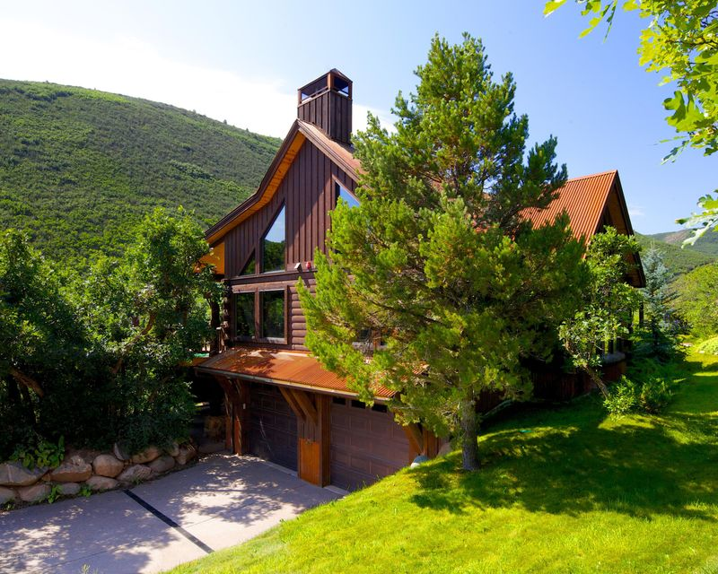 630 W Sopris Creek Road, Basalt, CO 81621