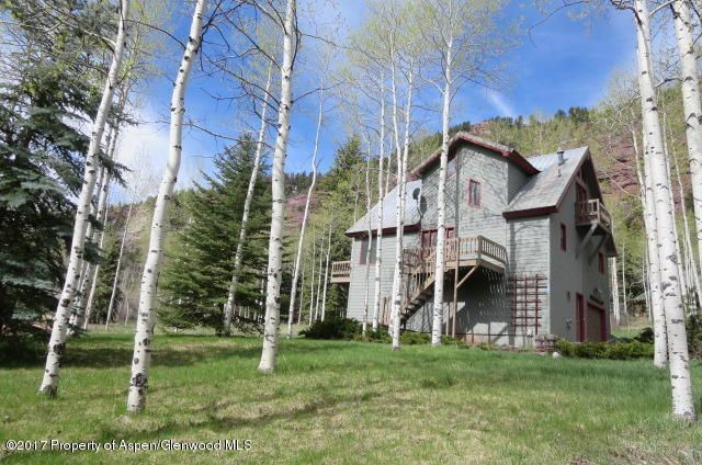 95 Chair Mountain Drive, Redstone, CO 81623