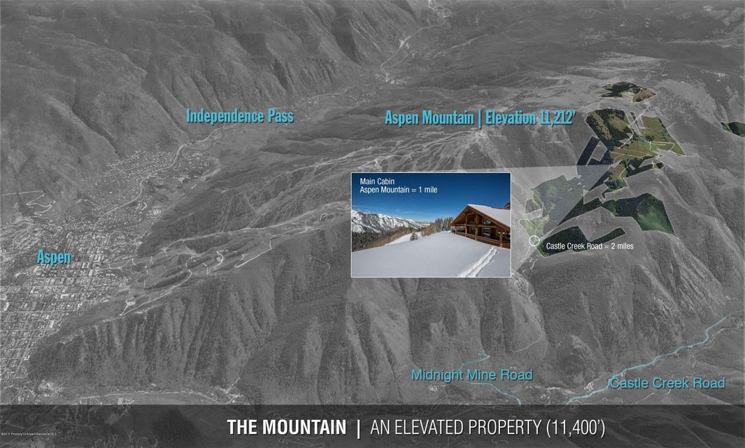 4300 Midnight Mine Road, Aspen, CO 81611