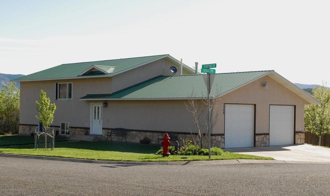 1389 Ridge Road, Meeker, CO 81641