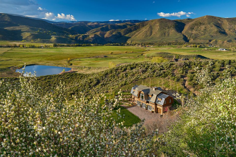2222 Lazy O Ranch - Old Snowmass, Colorado