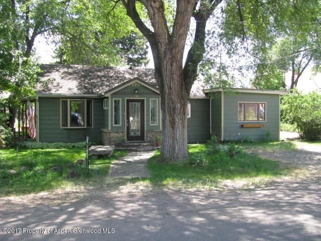 OLD TOWN CARBONDALE! GREAT LOCATION!Located near everything (downtown, parks, schools, library) on the newly upgraded S 3rd St. corridor. Remodeled ranch style home w/ beautiful tile and hardwood flooring, lots of windows, sun room, remodeled kitchen, large patio area, fenced yard, gazebo in back, beautiful gardens and water feature, heated shed with power. Gas radiant floor heating under tiled areas, and gas forced air for the remainder. Sun room adds some great passive solar heating and natural light. 12ftx12ft root cellar.Property is rented thru Aug. 31, 2017.Prior day notice for showings.