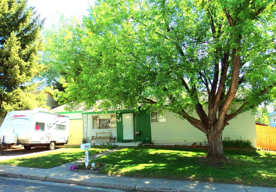 815 STOUT Street, Craig, CO 81625